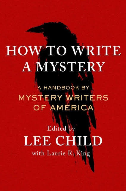 Cover for How To Write Mysteries book